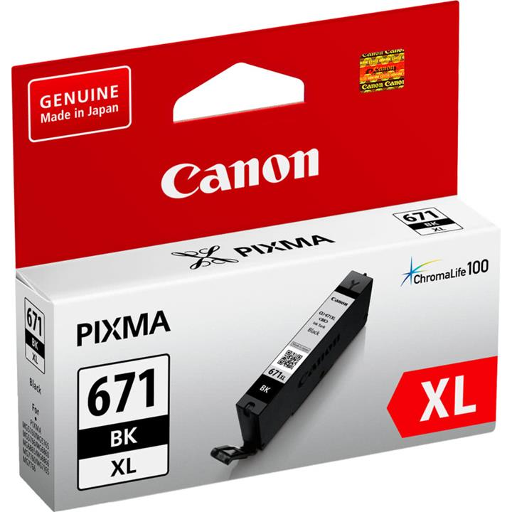 Image of Canon Black Extra Large Ink Tank