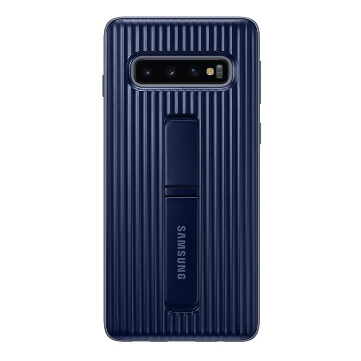 Image of Samsung S10 PROTECT STAND COVER BLK