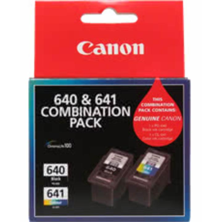Image of Canon 640 & 641 Combination Pack