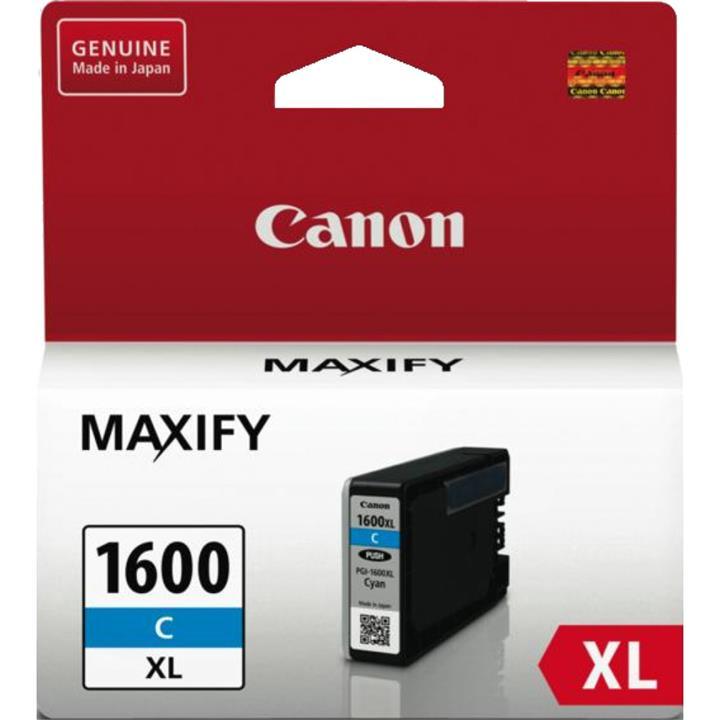Image of Canon High Yield Cyan Ink Cartridge