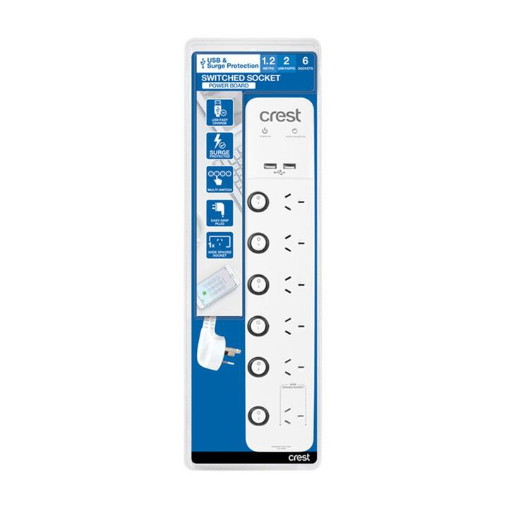 Image of Crest USB Power Board