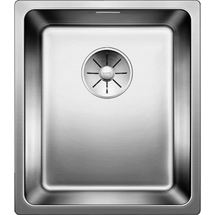 Image of Blanco Single Bowl Inset Sink With Overflow