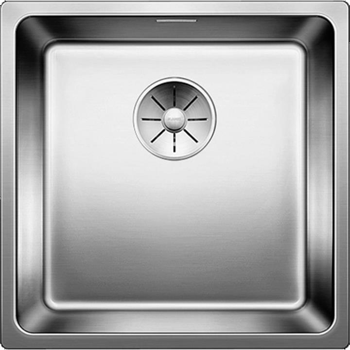 Image of Blanco Single Bowl Inset With Overflow