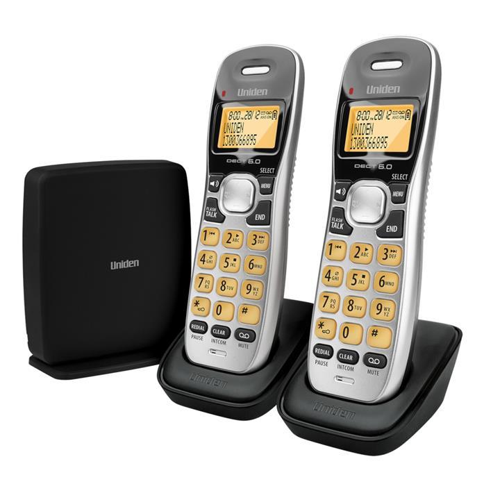 Image of Uniden DECT 1730 + 1DECT Digital Phone System