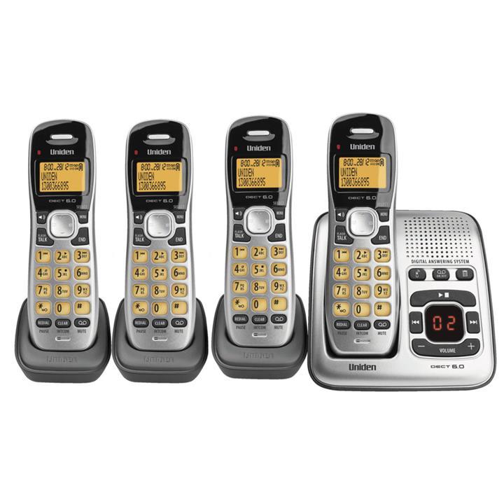 Image of Uniden DECT Digital Phone System