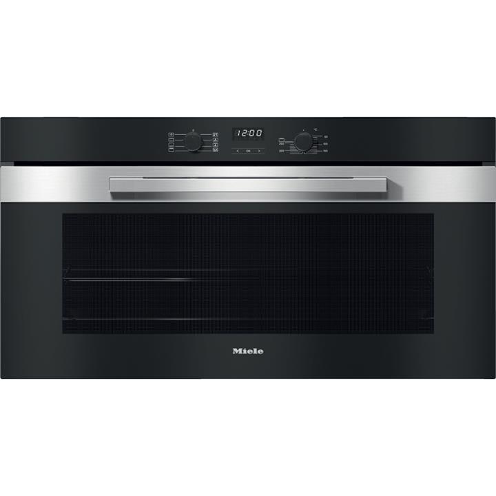 Image of Miele PureLine CleanSteel 90cm Oven
