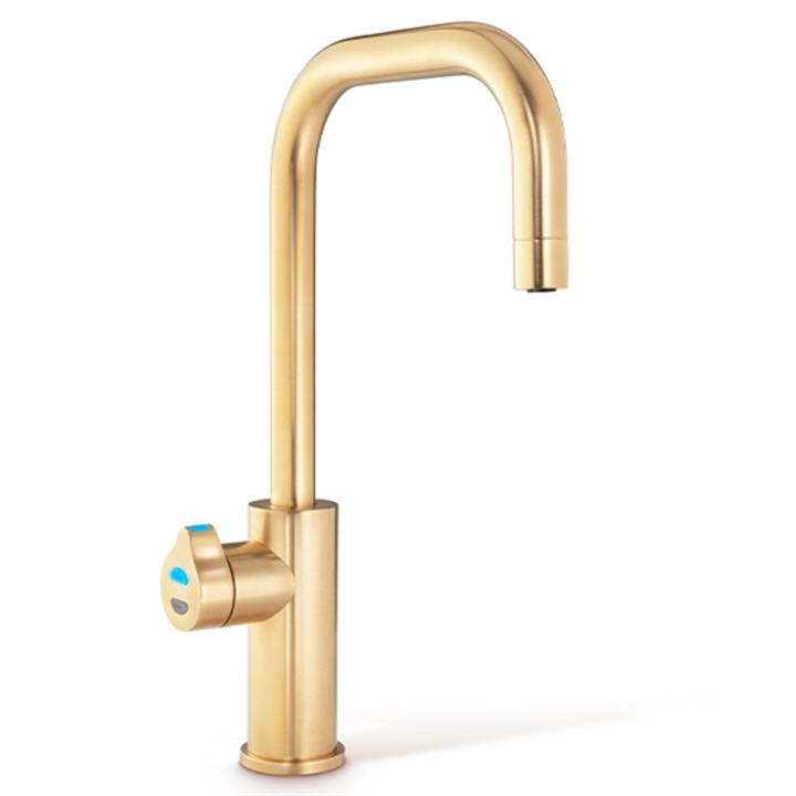 Image of Zip HydroTap G5 BCS CUBEBrushed Gold