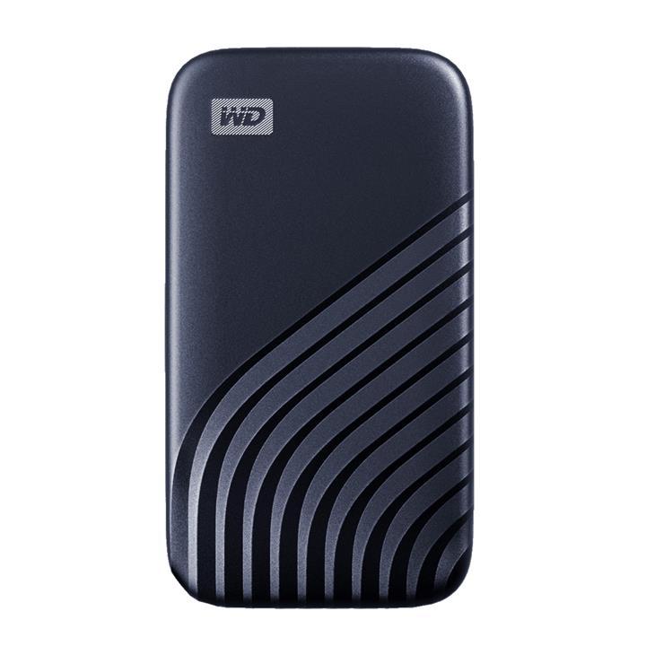 Image of Sandisk WD 2TB SSD 1000MBS BLU