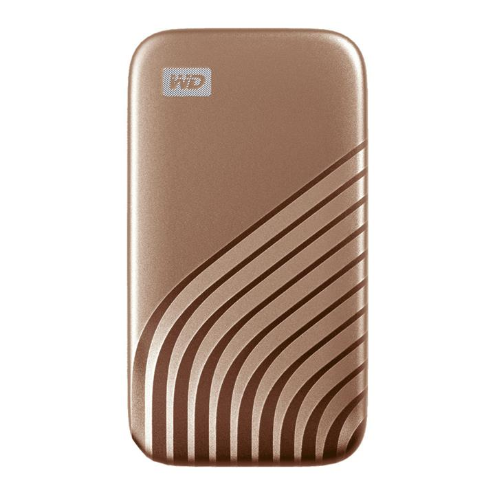 Image of Sandisk 2TB My Passport SSDGold