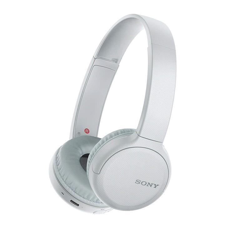 Image of Sony Wireless On-Ear HeadphonesWhite