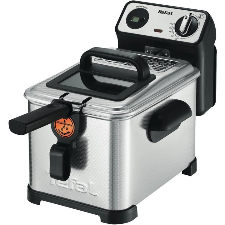Image of Tefal Filtra Pro 4L Deep Fryer
