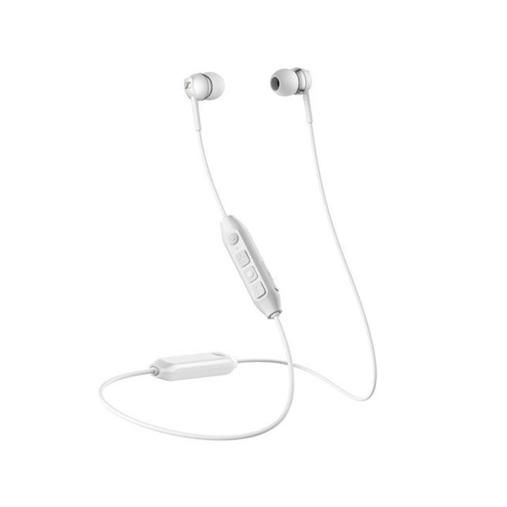 Image of Sennheiser CX 350BT Wireless EarphonesWhite