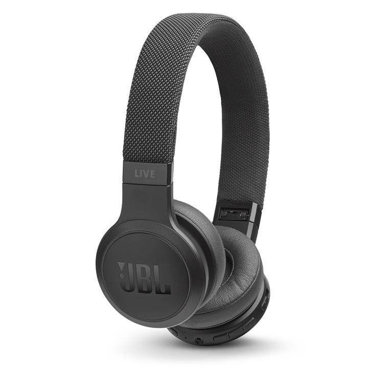 Image of JBL LIVE 400BT Wireless On-Ear HeadphonesBlack