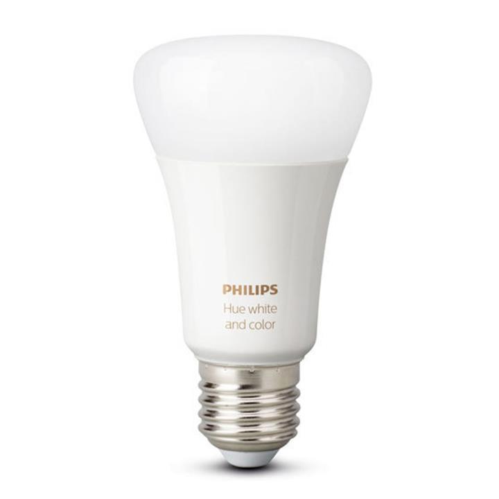 Image of Philips HUE E27 Colour Bulb with Bluetooth