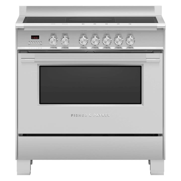 Image of Fisher & Paykel 90cm Freestanding Induction Cooker