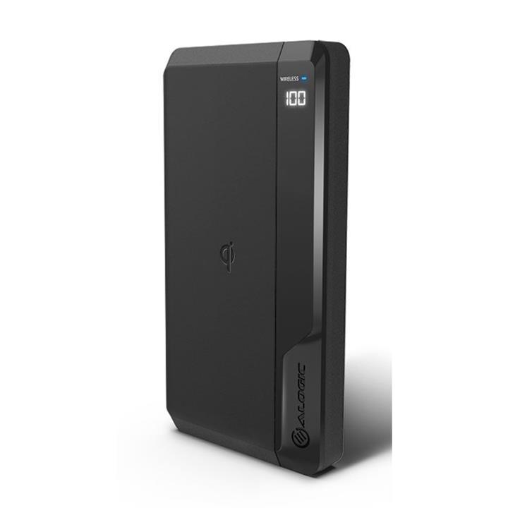 Image of Alogic USB-C 10,000mAh Wireless Power Bank