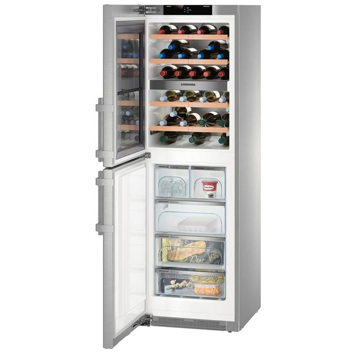 Image of Liebherr 327L Freestanding Freezer and Wine Cellar