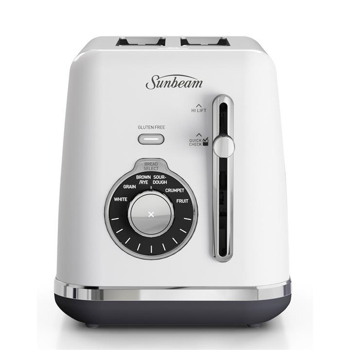Image of Sunbeam Alinea ™ Select 2 Slice ToasterWhite