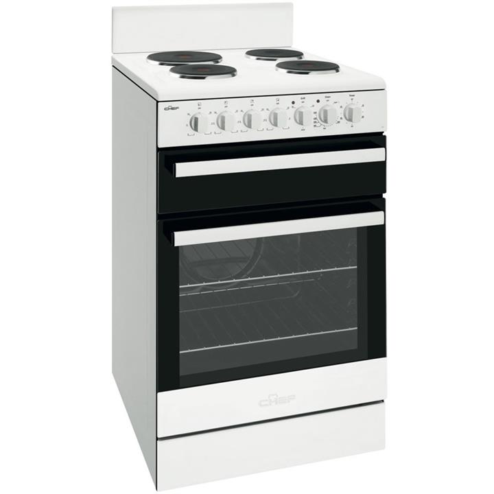 Image of Chef 54cm Freestanding Electric Cooker