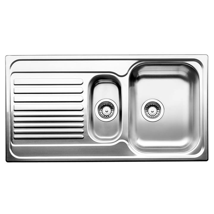 Image of Blanco 1¼ Bowl With Drainer Sink