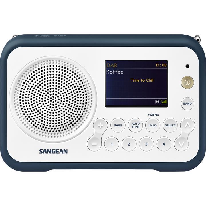 Image of Sangean DAB+/FM-RDS Digital Receiver