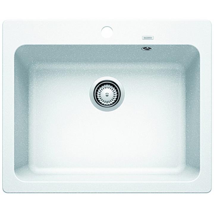 Image of Blanco Elegant SILGRANIT PuraDur SinkWhite