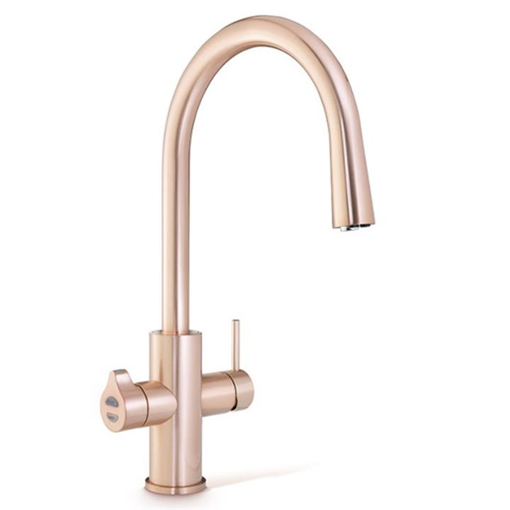 Image of Zip HydroTap G5 BCSHA Celsius All-in-one ArcBrushed Rose Gold