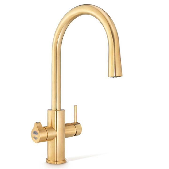 Image of Zip HydroTap G5 BCHA Celsius All-in-one ArcBrushed Gold