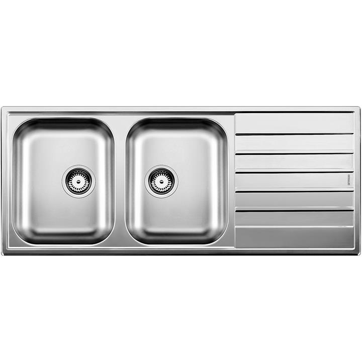 Image of Blanco 80cm Double Bowl Sink