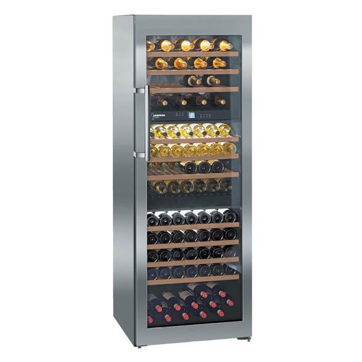 Image of Liebherr Vinidor Triple Zone Freestanding Wine Chiller