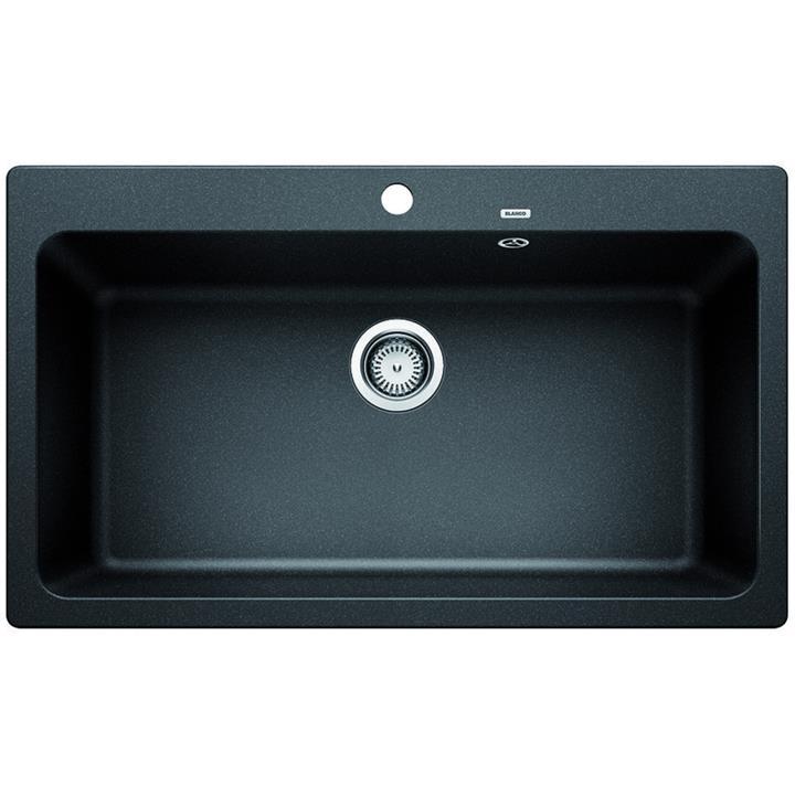 Image of Blanco Single Extra Large Bowl Inset Sink