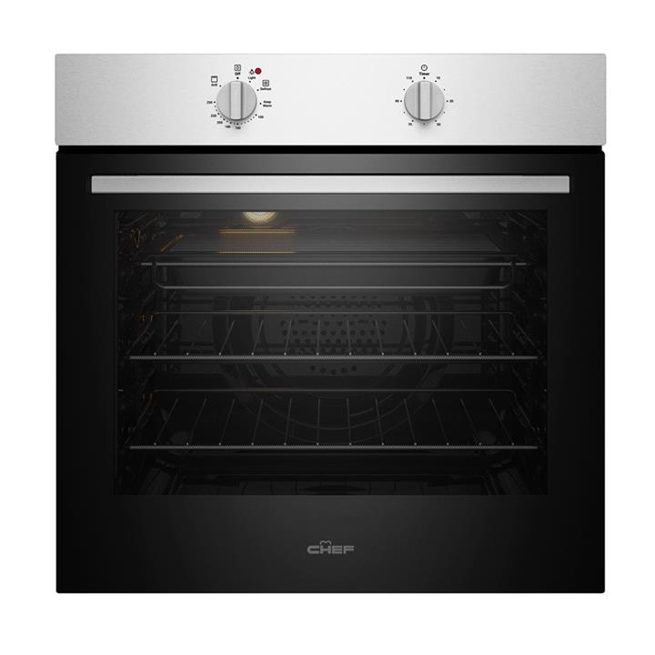 Image of Chef 60cm Fan Forced OvenStainless Steel