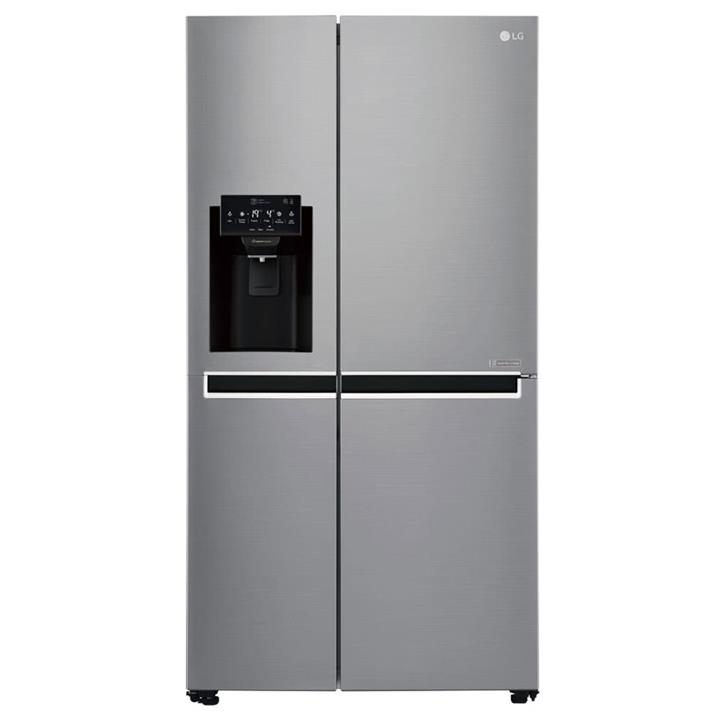 Image of LG 668L Side by Side RefrigeratorNo Plumbed Ice & Water Dispenser