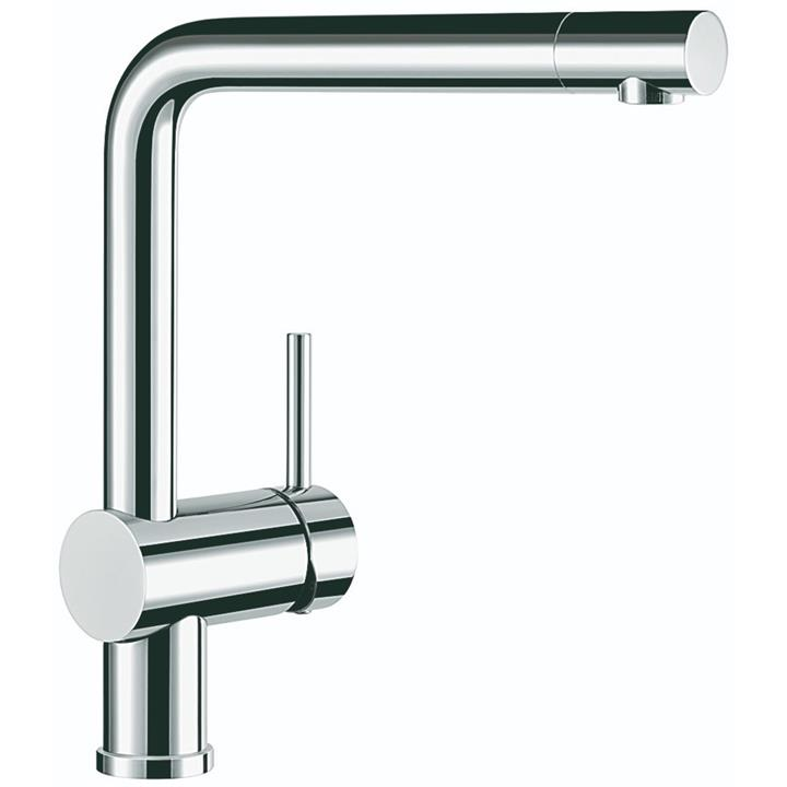 Image of Blanco Non Pull Out Chrome Tap Single