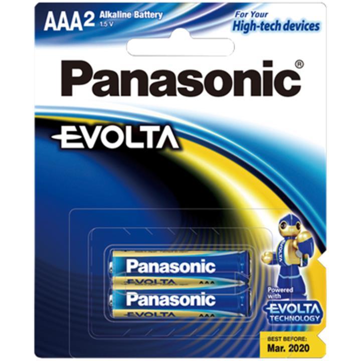 Image of Panasonic EVOLTA AAA 2Pk