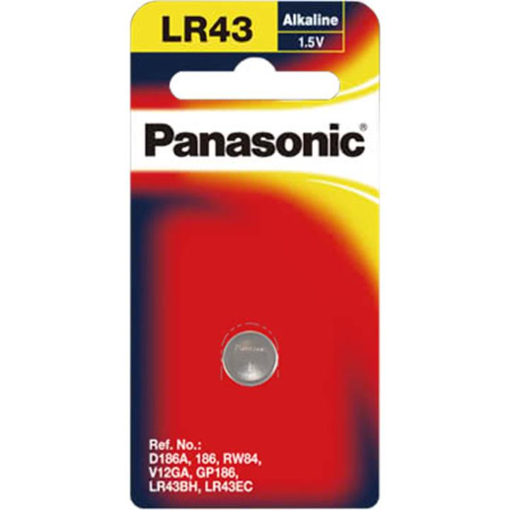 Image of Panasonic Micro Alkaline Coin Cell