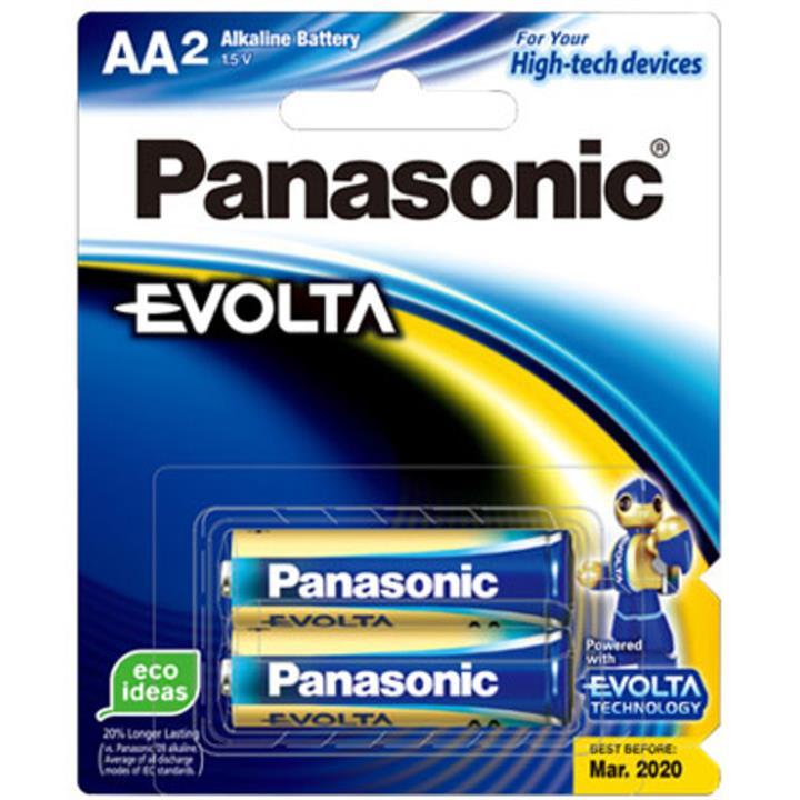 Image of Panasonic EVOLTA AA 2pk