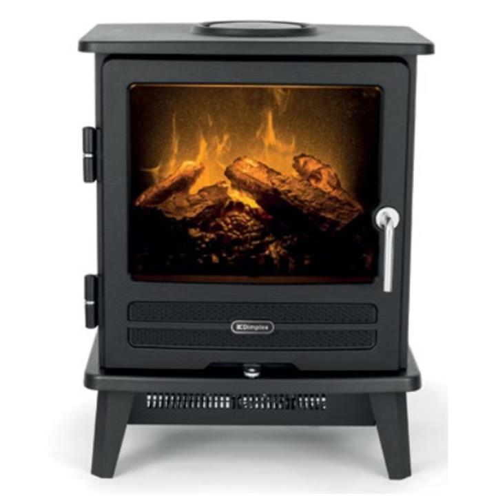 Image of Dimplex Willowbrook 2kW Opti-myst Portable Electric Stove