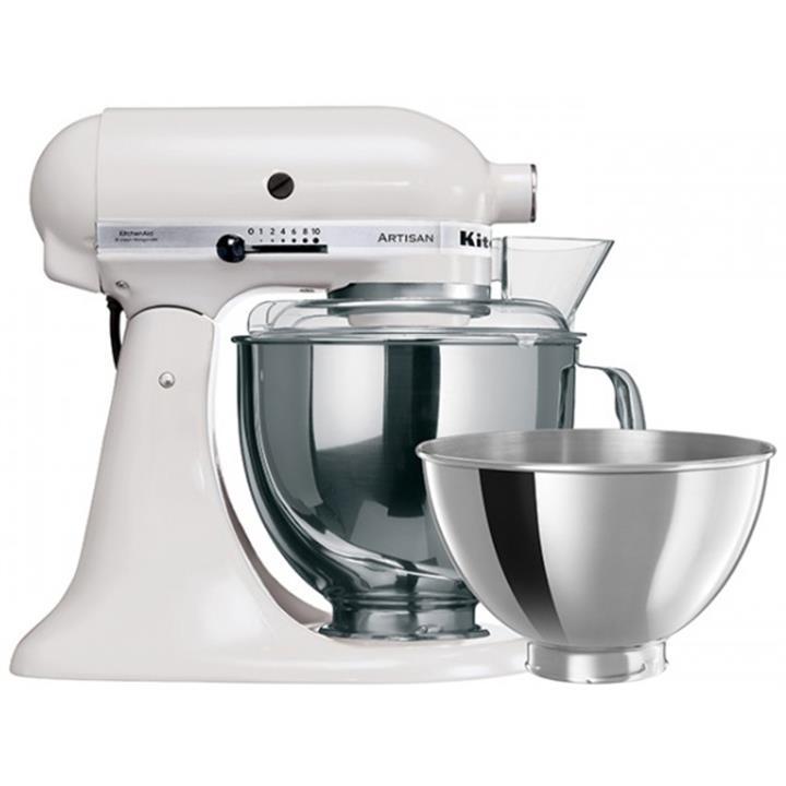 Image of Kitchenaid Artisan Stand Mixer White