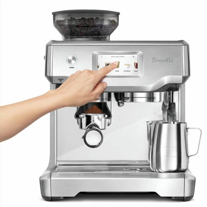Image of Breville the Barista Touch ™Brushed Stainless Steel