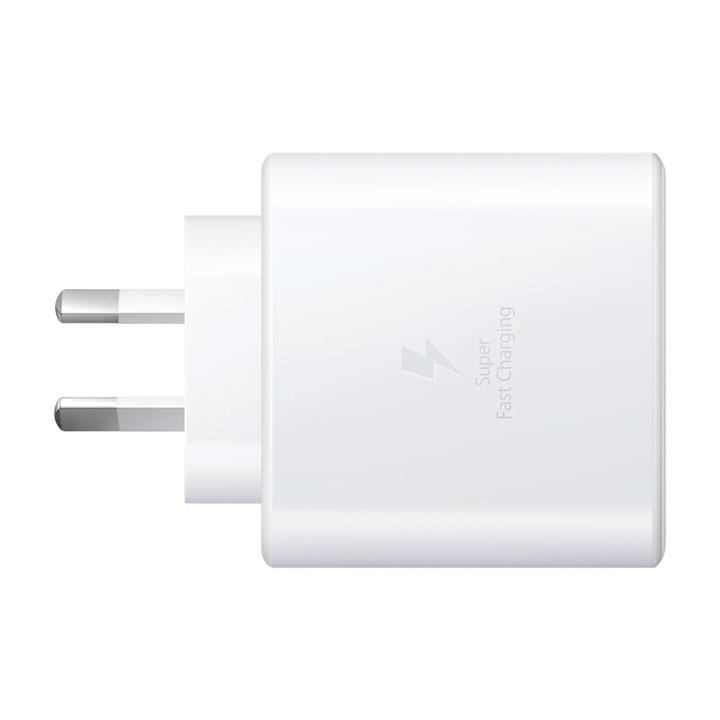 Image of Samsung Fast Charge AC Charger- Type C45W White