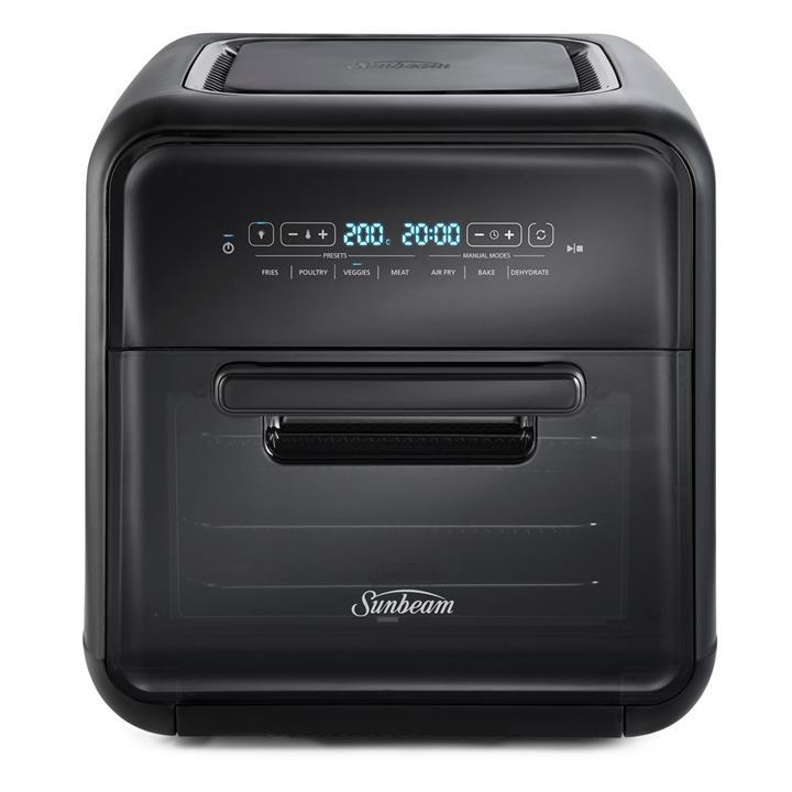 Image of Sunbeam 4 in 1 Air Fryer + Oven