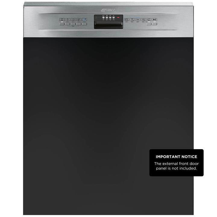 Image of Smeg 60cm Semi-Integrated Dishwasher
