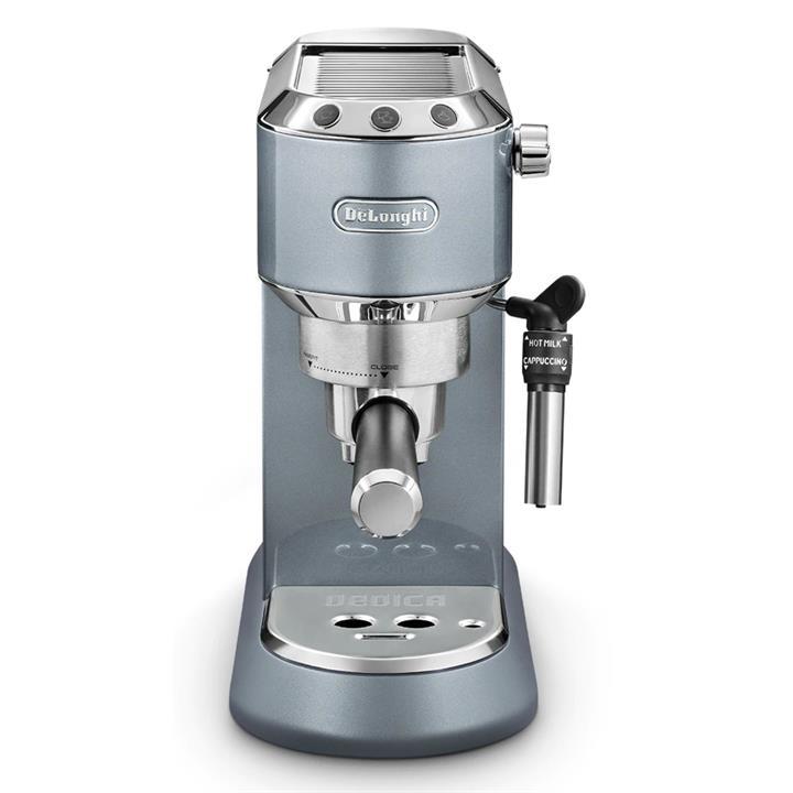 Image of Delonghi Dedica Metallics Pump EspressoBlue