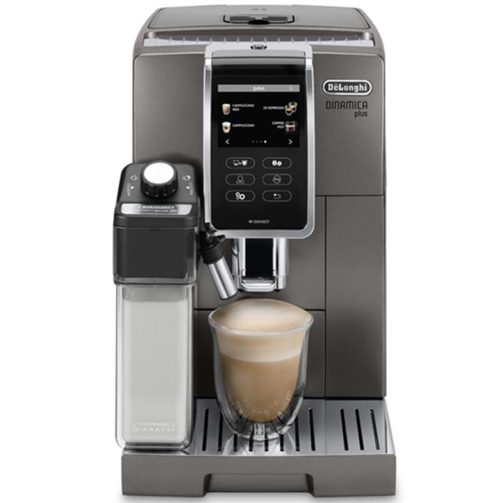 Image of Delonghi Dinamica Plus Fully Automatic Coffee Machine