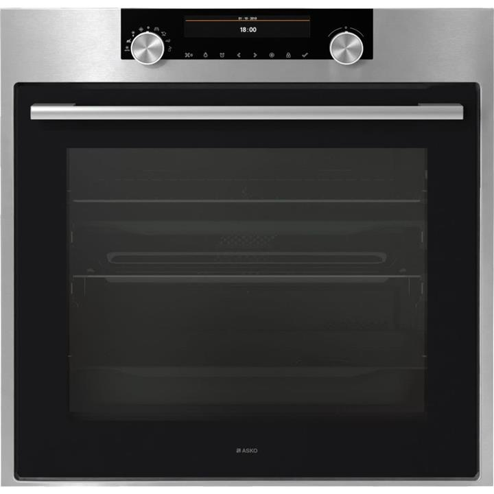 Image of Asko 60cm Craft Pyrolytic OvenStainless Steel