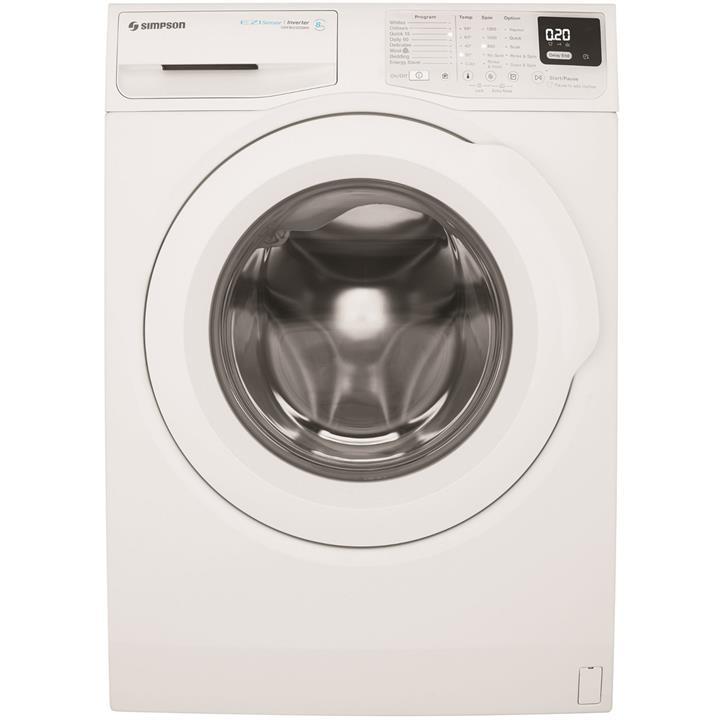 Image of Simpson Ezi Set 8kg Front Load Washer