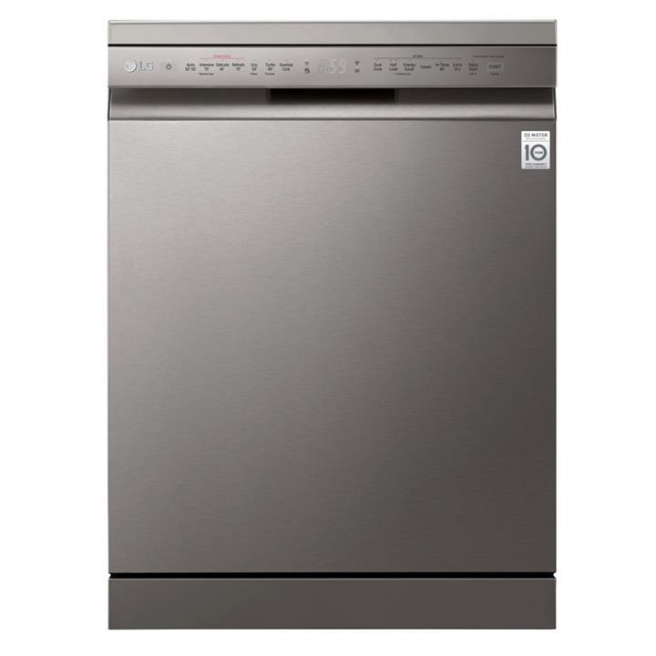 Image of LG XD Series Quadwash DishwasherPlatinum Steel