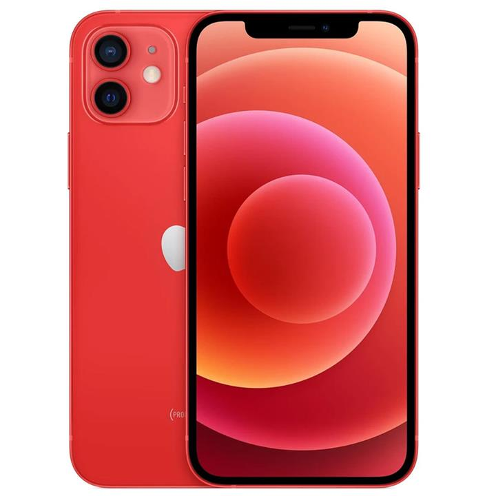 Image of Apple iPhone 12 256GB Red