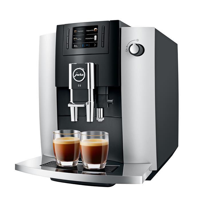 Image of Jura E6 Automatic Coffee Machine